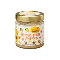 Крем-мед лимон 250 грам